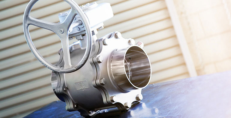 Valex Stainless Steel Process Cooling Water Ball Valves